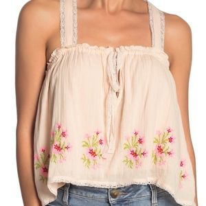 NWT Free People Golden Hour Top
